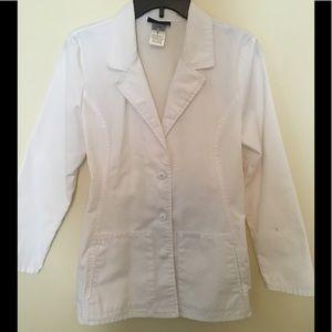 Jackets & Blazers - White Medical Lab Coat
